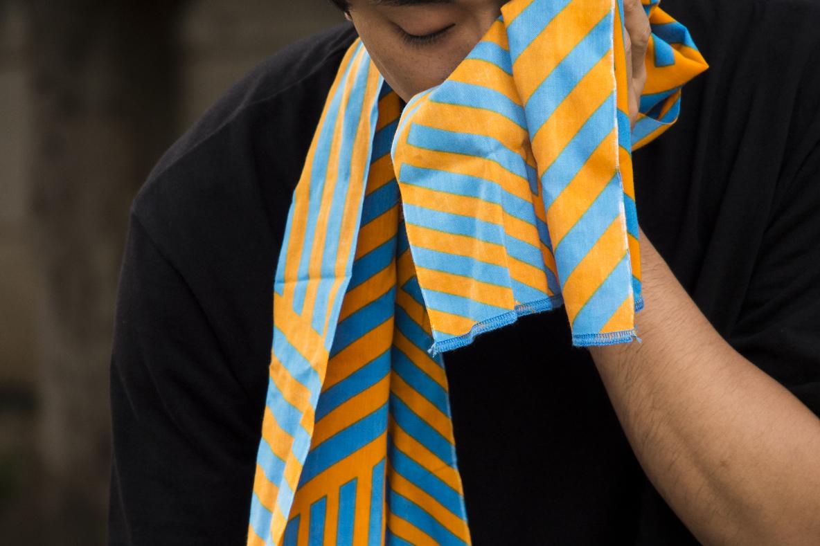 竹繊維のスポーツてぬぐいはとにかく軽くてコンパクト!かさばるタオルよりいい感じかも | マイ定番スタイル