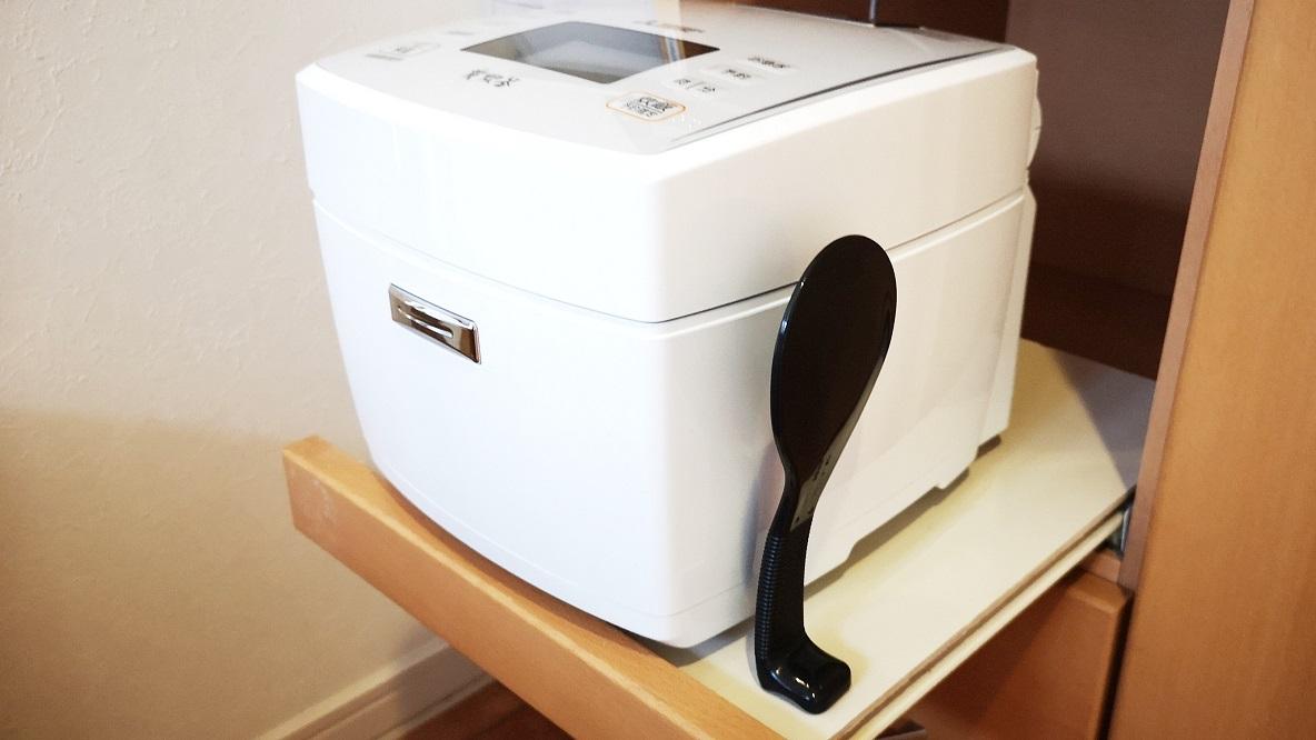 炊飯器を変えたら、生活感がなくなった。1.5万円台で買えるちょうどいい炊飯器はコレ|増税前にコレが買い!