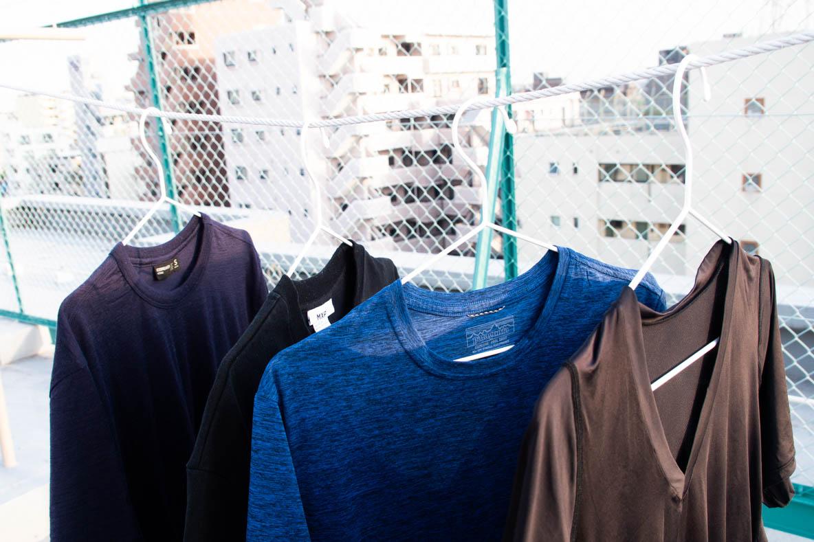 この夏、買ってよかったパタゴニアなどのハイテクTシャツ達を紹介!中でもコレは超お気に入りの一枚だ! | マイ定番スタイル