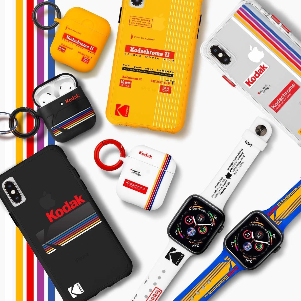 KodakのiPhoneケースにAir Podsケース…!? いやいやいや、これはかわいすぎるでしょ…