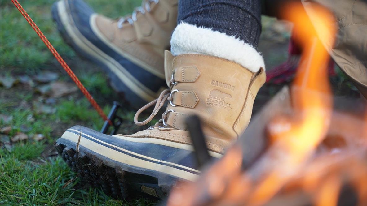 SORELのスノーブーツは防水保温! 秋冬アウトドアの信頼できる一品|マイ定番スタイル