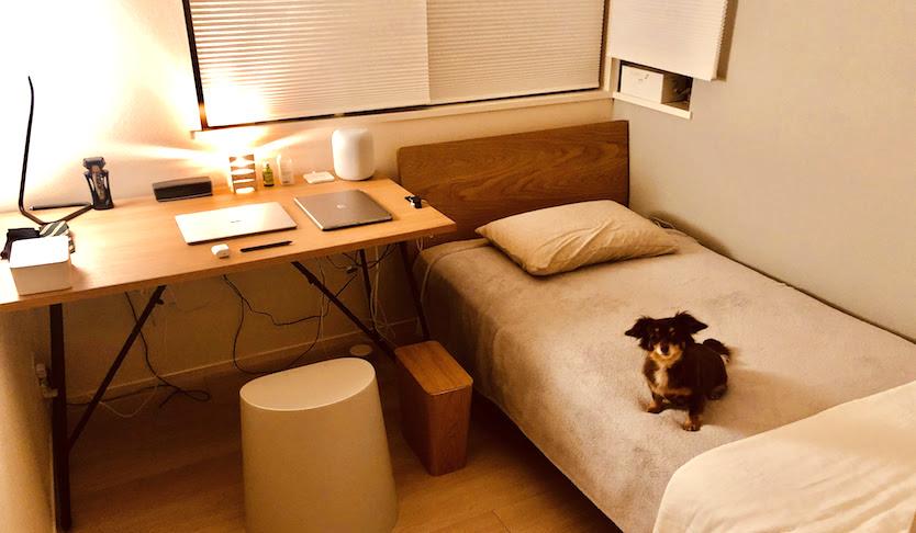 仕事と睡眠は同じ部屋で。イラストレーターのONとOFFが共存する暮らし わたしの部屋