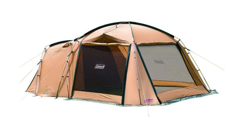 Amazonサイバーマンデー2日目 【アウトドアグッズまとめ】コールマンの2ルームテント、ロゴスのタープも!