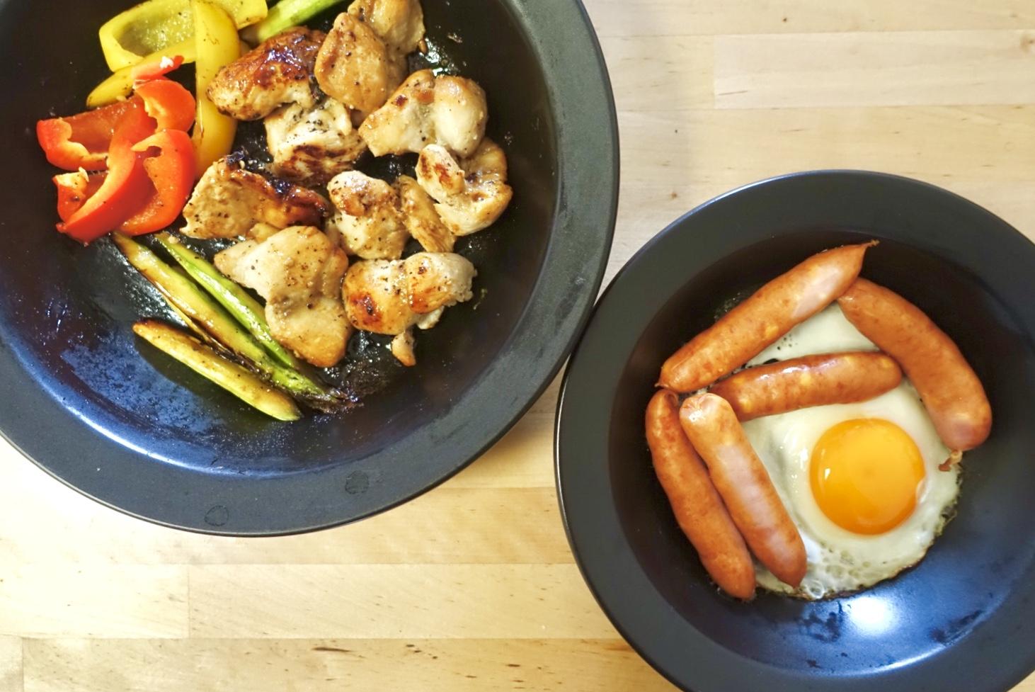 この皿がフライパンになる!? 無印の耐火皿、最高の時短調理アイテムだった…|マイ定番スタイル