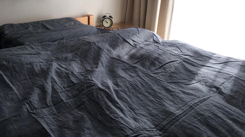 はじめての羽毛布団は無印良品が大正解。羽毛100%の暖かさがくれた幸福に浸ってます│マイ定番スタイル