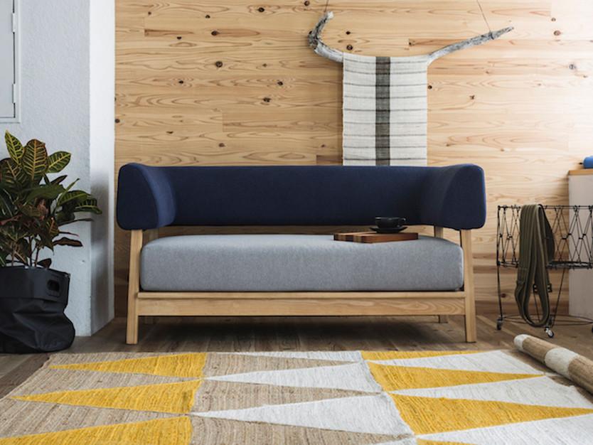 IEVEのbracket sofa 2seaterのイメージ