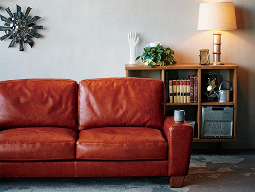 ACME FurnitureのFRESNO SOFA 3-SEATERのイメージ