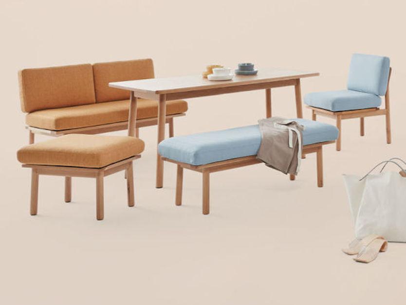 SIEVEのfluff sofa 2seaterのイメージ