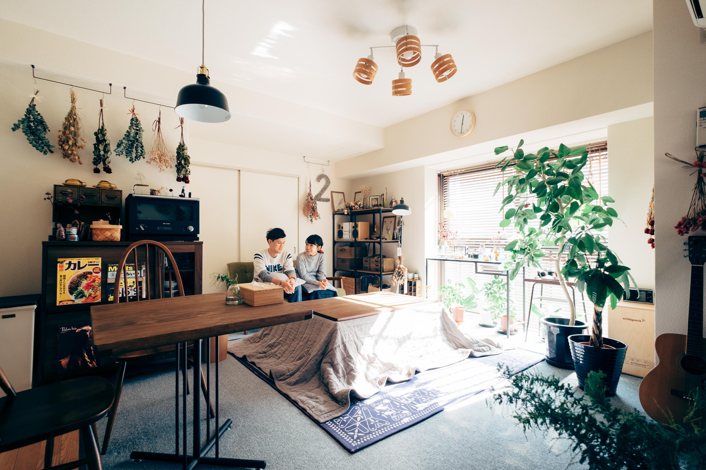 異なる趣味も共有する。商人の町・大阪に住む夫婦のモノの選び方(大阪)|みんなの部屋