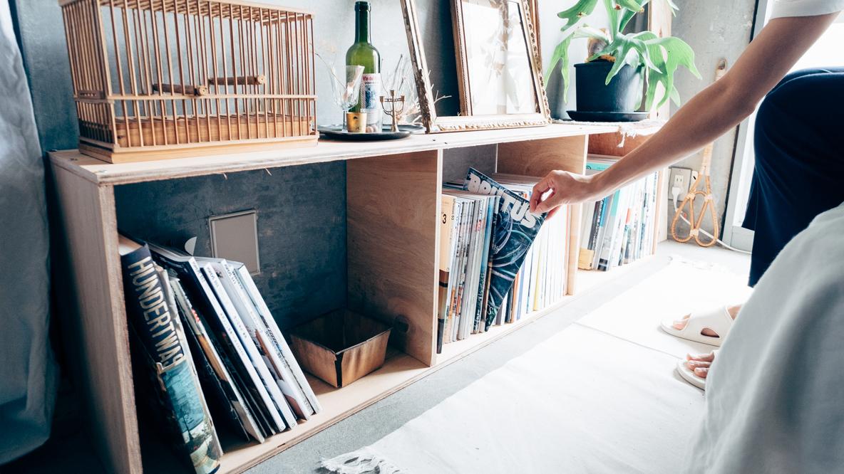 ひとり暮らしDIY男子から学ぶ、DIYのアイデア集|みんなの部屋