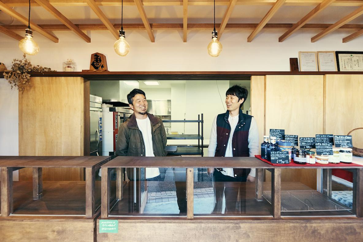 内装費用250万円。ご近所付き合いから生まれたこだわりベーカリー「MAU PAN」(東村山)|リノベストーリー