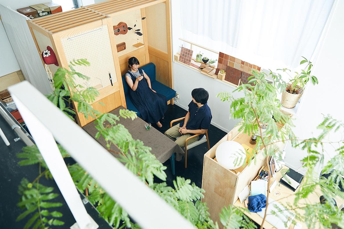 新井薬師前駅のSOHOハウス