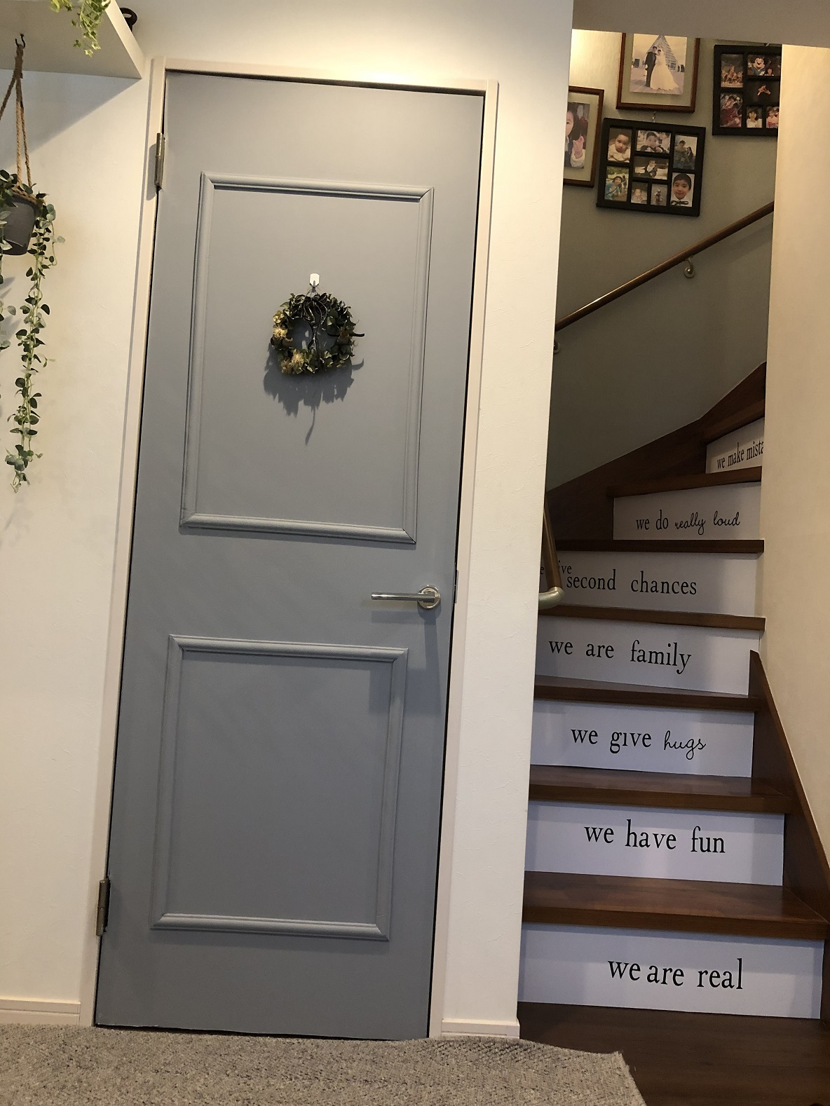 壁紙の張替えに ドアの塗装まで 自ら部屋を彩るインテリアコーディネーターの部屋 Roomie ルーミー