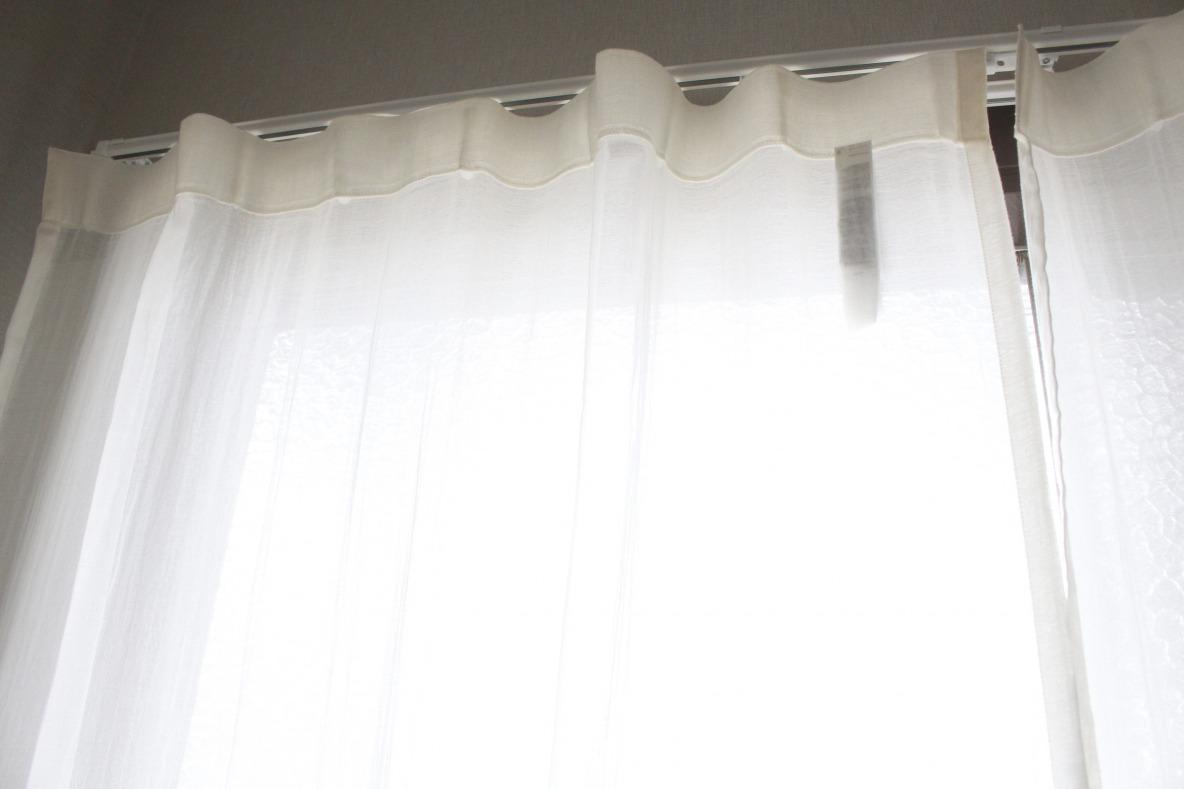 カーテン 無印