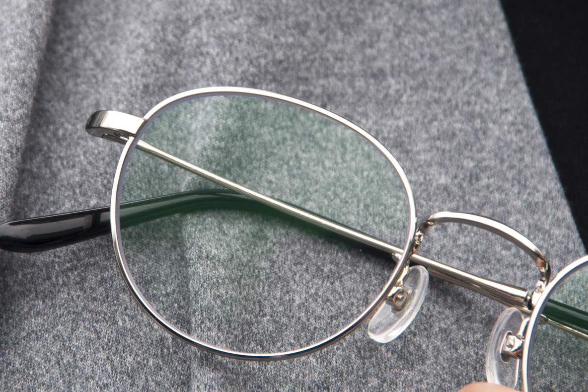 JINS ブルーライトカットオプションレンズ ブルーライトカットメガネ