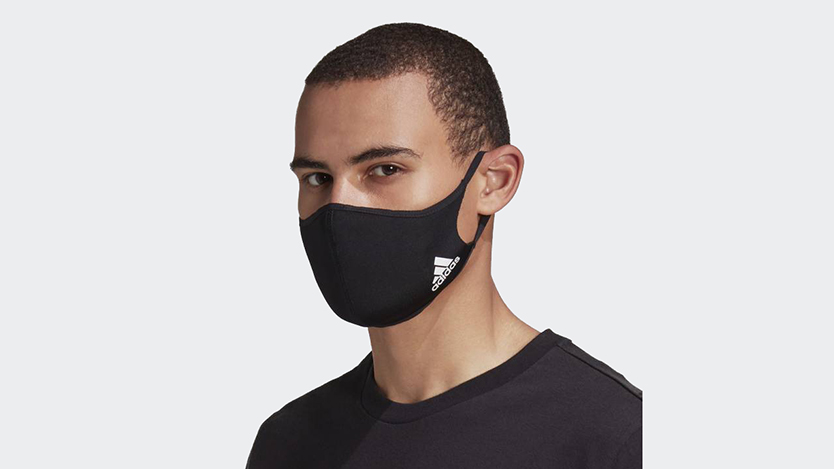 アディダスの「FACE COVER LARGE 3-PACK」