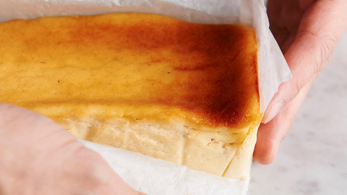 """SNSで話題のMr.CHEESECAKEって知ってる? """"人生最高のチーズケーキ""""が家で再現できるってよ"""