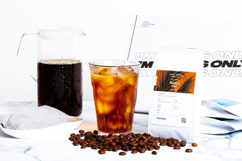 「PostCoffee」 水出しアイスコーヒーバッグ