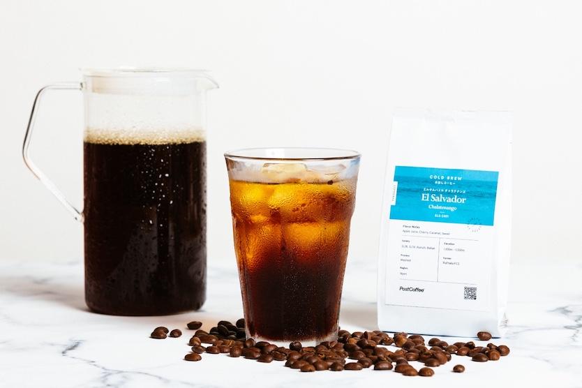 コーヒーのサブスク「PostCoffee」に水出しコーヒーバッグが登場! まずはコーヒー診断しよっと