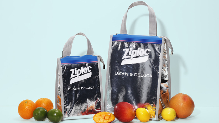 Ziploc® × DEAN & DELUCA × BEAMS COUTURE