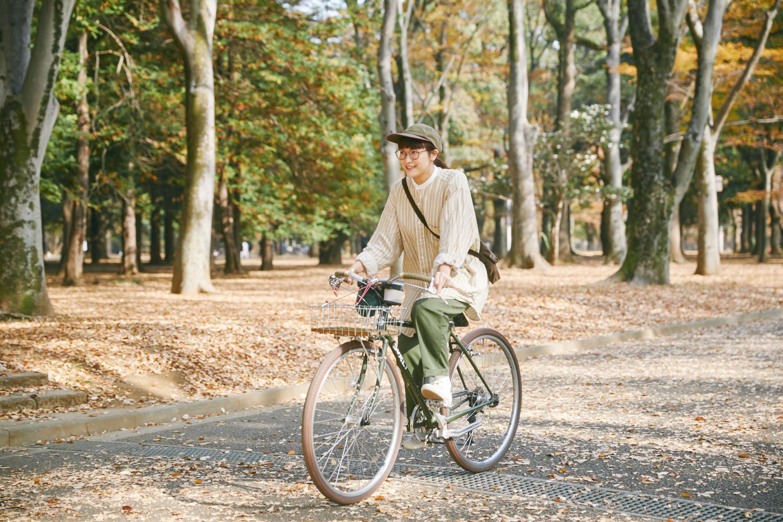 見た目と快適さは、同じくらい大切。3ヶ月毎に姿が変わるオールカスタムのパートナー みんなの自転車   ROOMIE(ルーミー)