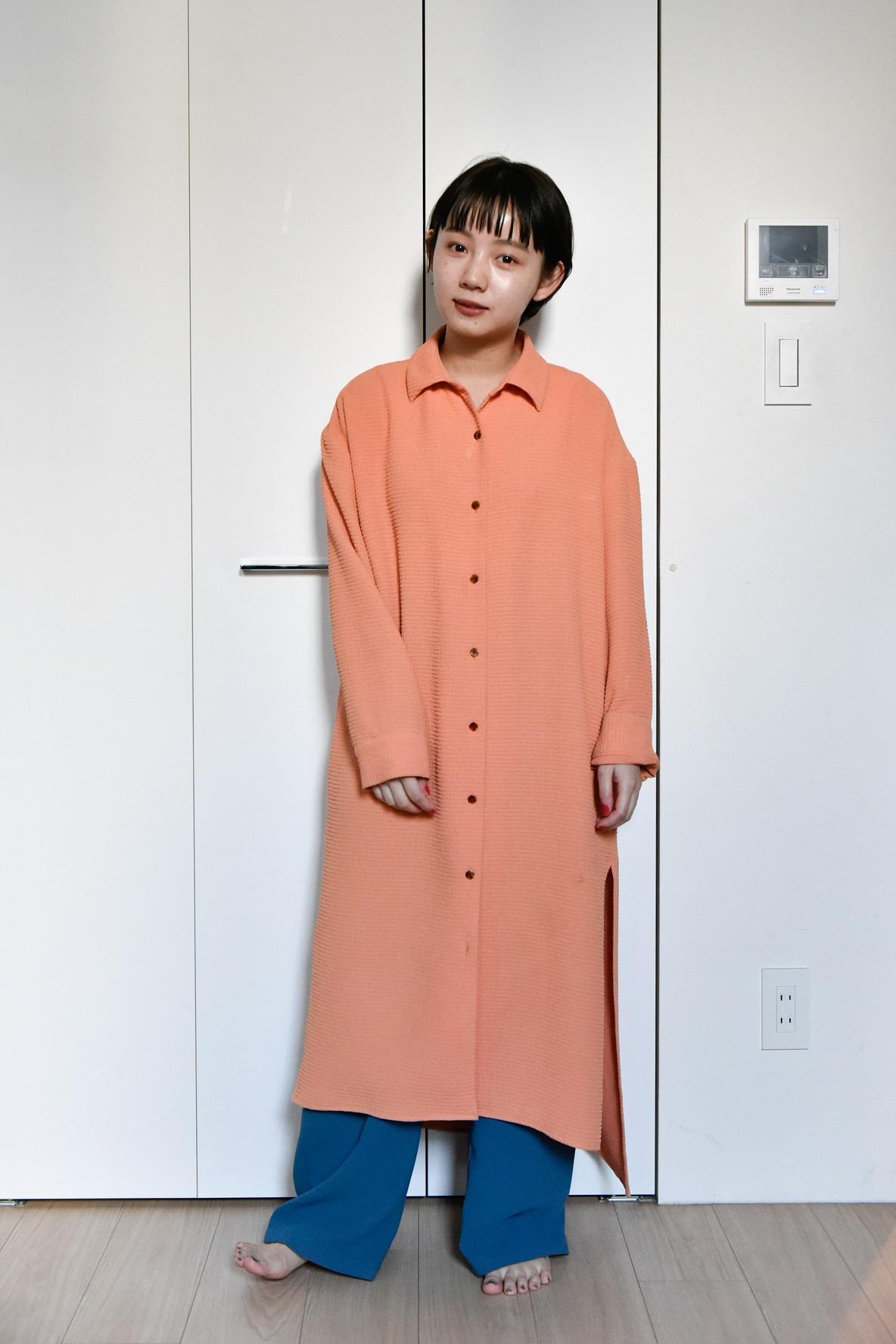 とみいさん私服(after)
