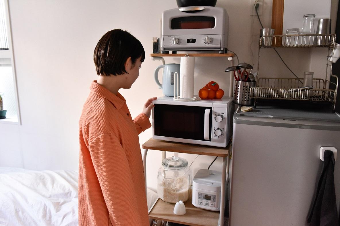 キッチン家電たち