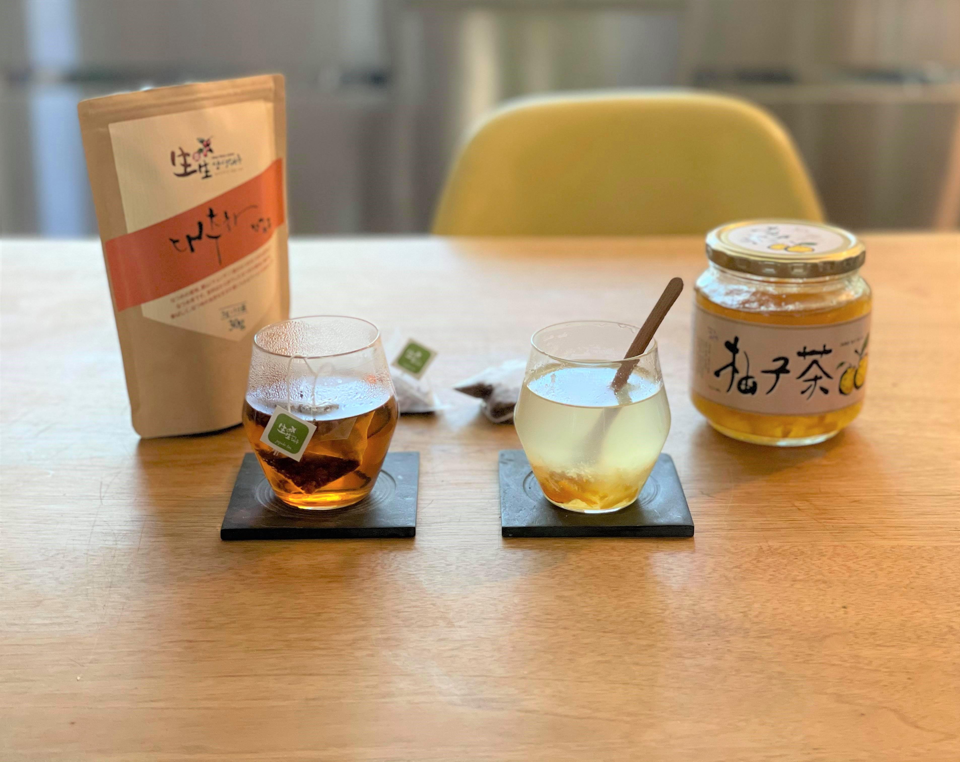 """極寒の韓国・ソウルで教えてもらった、身体の芯から温まる""""伝統茶""""がカルディで買えるよ~ マイ定番スタイル"""