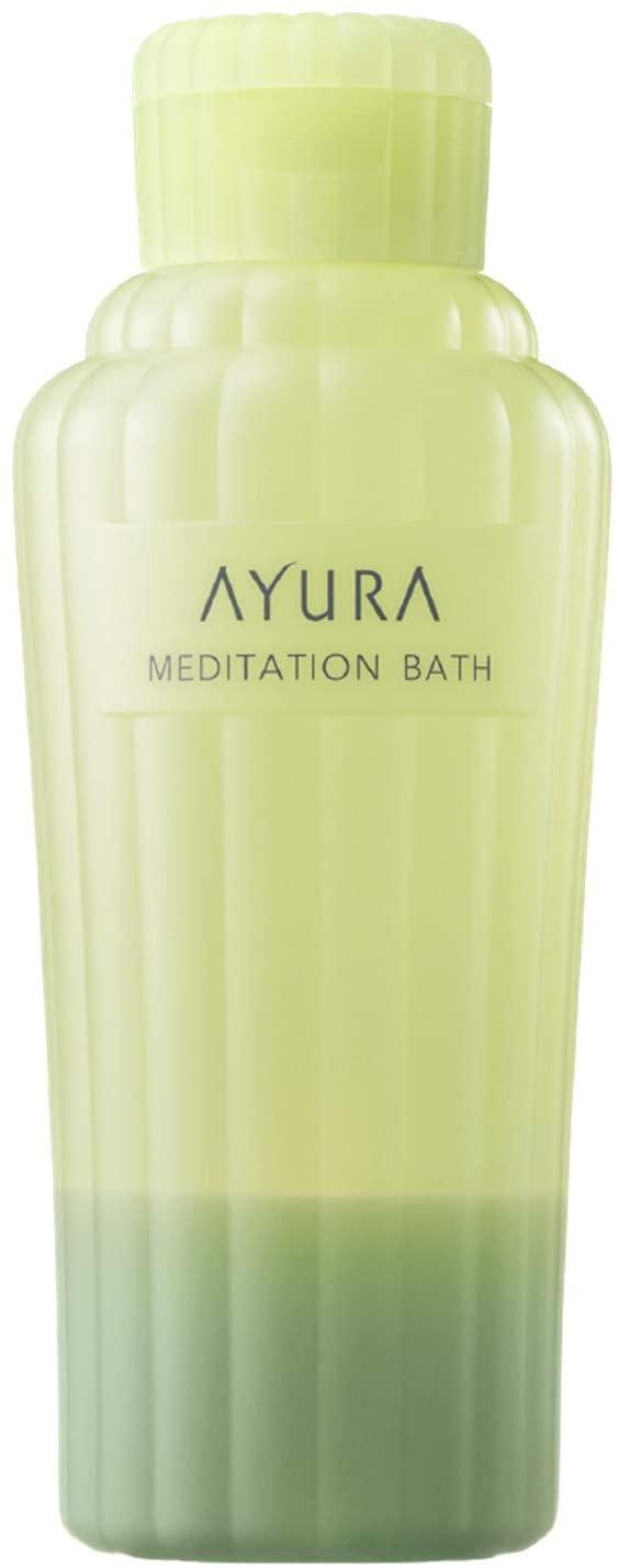 こちらもおすすめ:アユーラ (AYURA) メディテーションバスt 300mL < 浴用入浴料 > 安らかな香りでゆったりおだやかなバスタイム 入浴剤