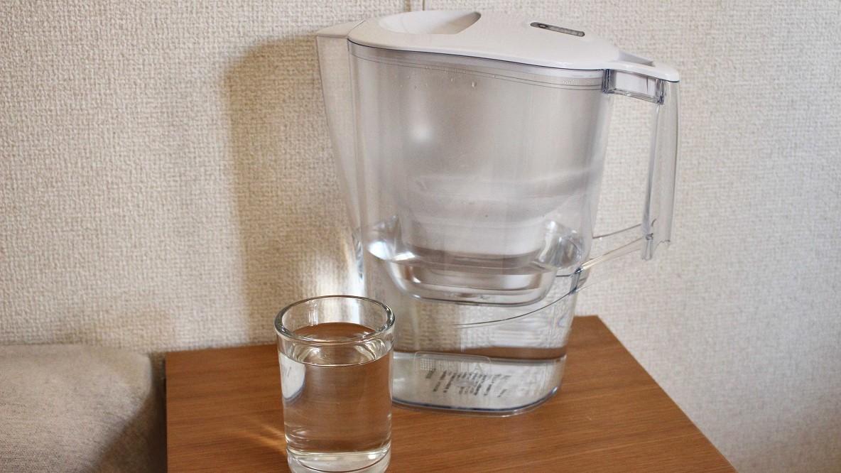 日 二 を 1 リットル 飲む 水