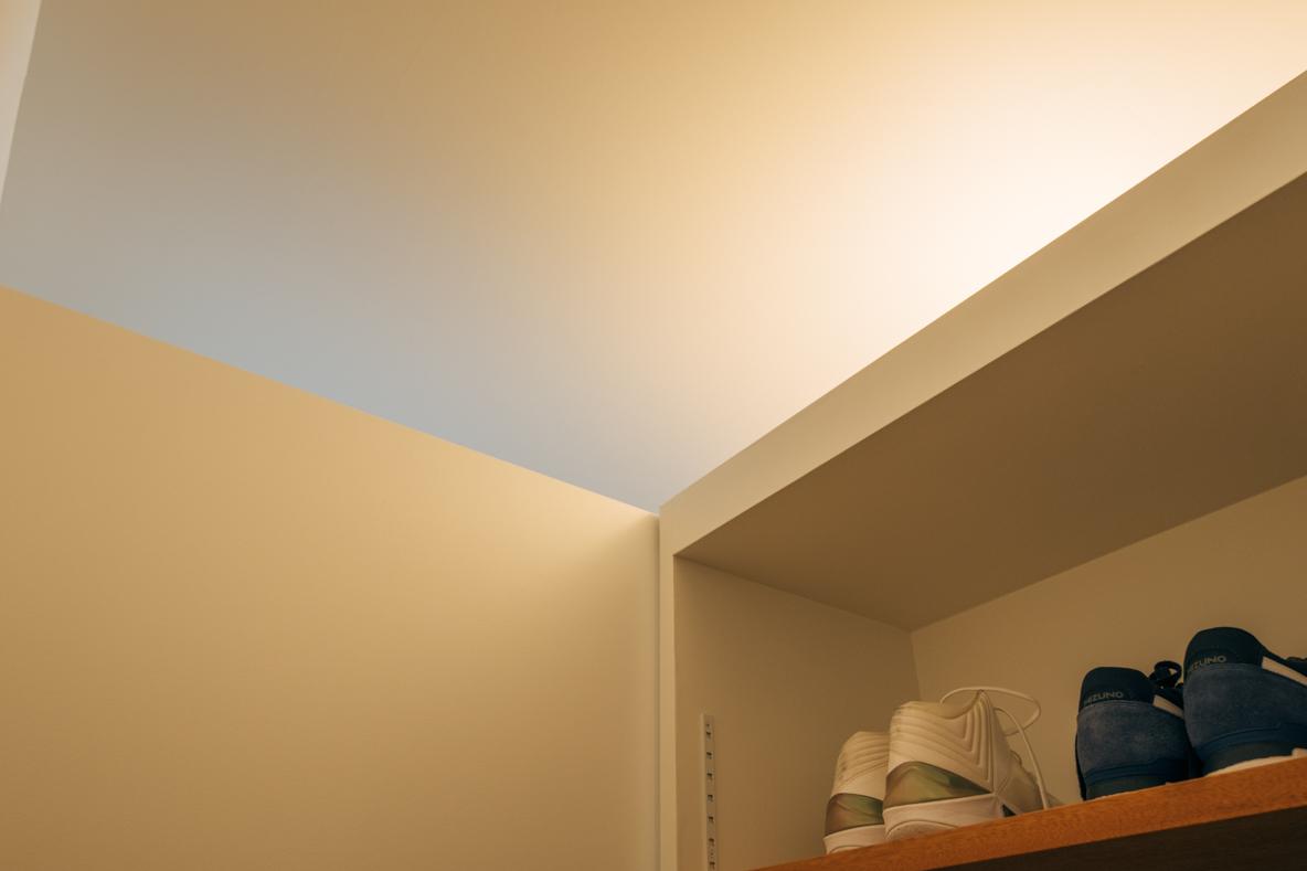 東京都大田区のリノベーションマンションに暮らす佐藤さん夫婦の部屋