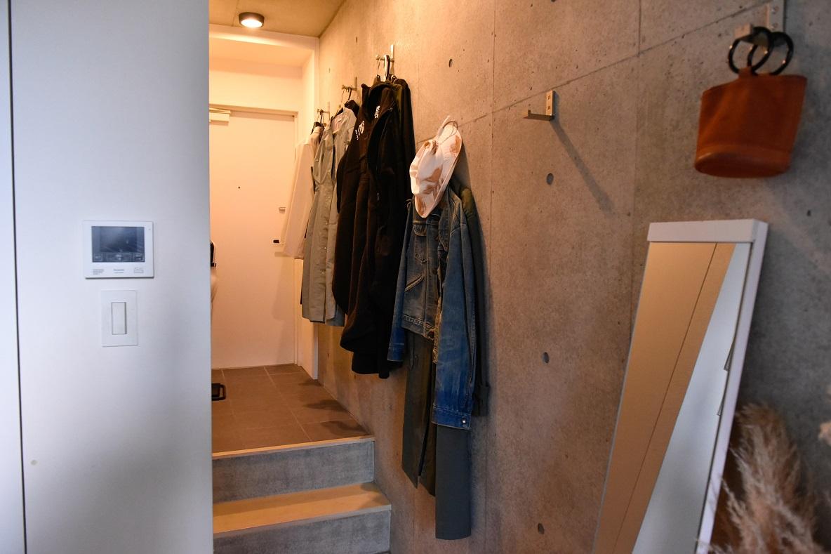 東京に住むモデル・とみいさんの1Kの部屋