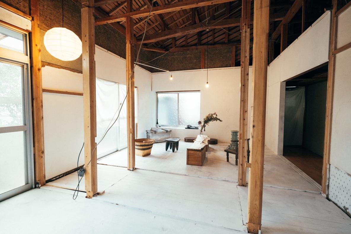 福岡県北九州市に住む戸建セルフリノベーションの平家