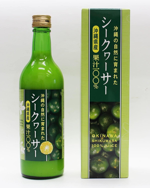 こちらもおすすめ:沖縄の自然に育まれたシークヮーサー果汁100 500ml×2本
