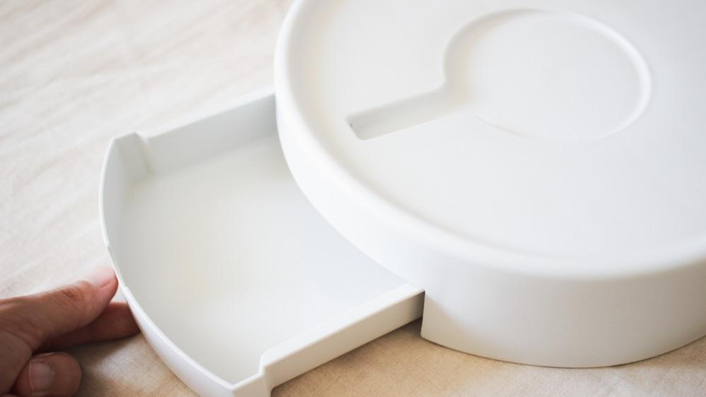 無印良品「排水できるプランタートレー」商品単体
