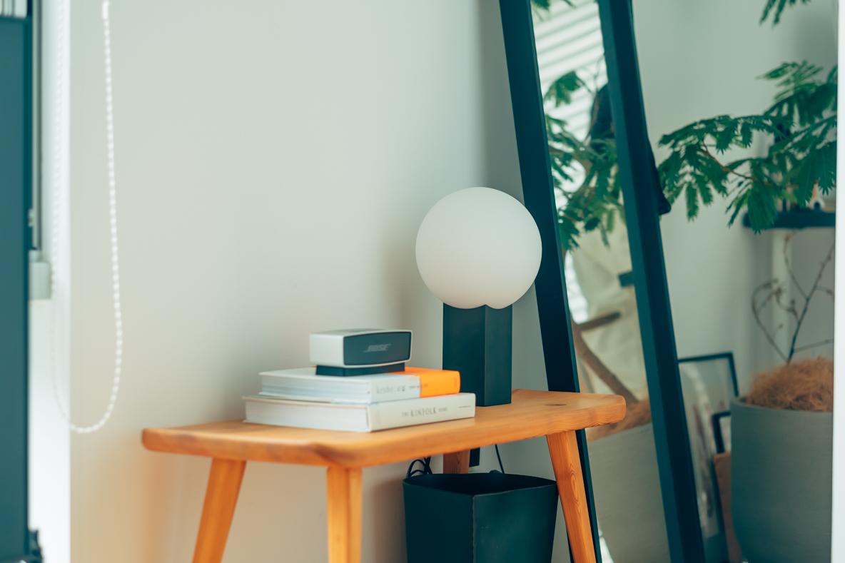 101 Copenhagenの「Hoop Table Lamp」