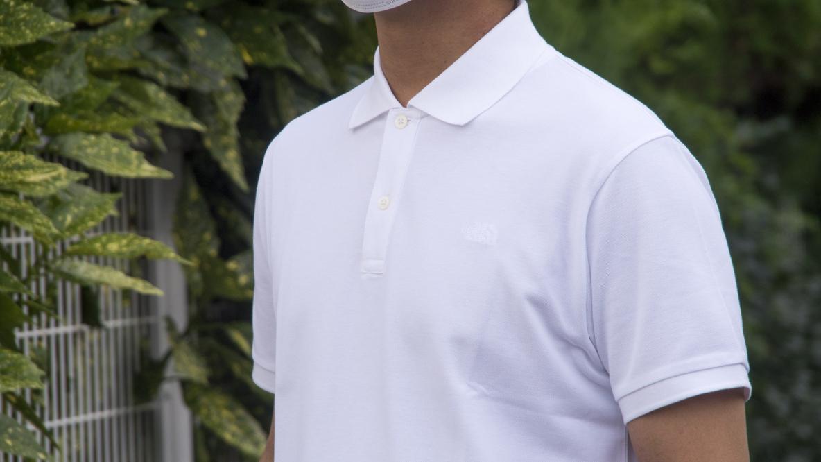 THE NORTH FACEの「接触冷感素材ポロシャツ」が普段使いやビジネスシーンにも大活躍してくれそうだぞ|マイ定番スタイル