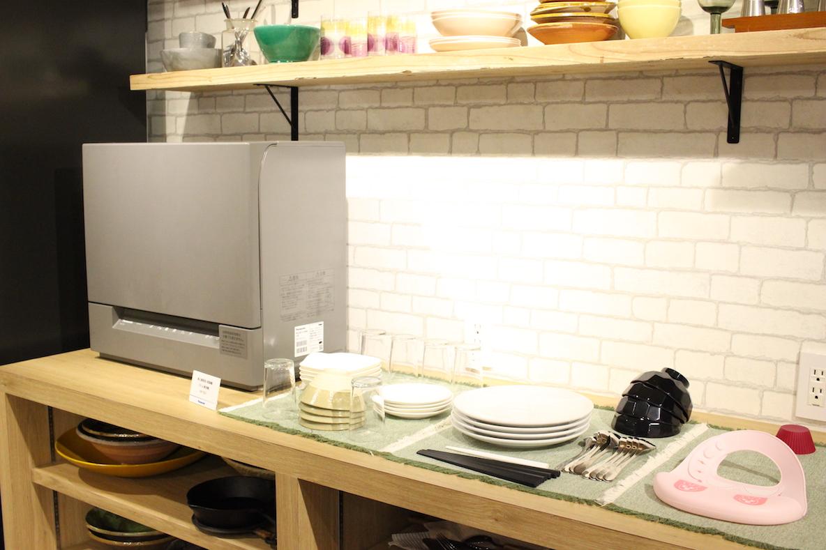 Panasonic(パナソニック)のスリム食洗機