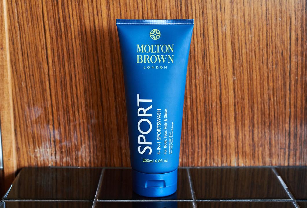 〈モルトン・ブラウン〉4-in-1 スポーツウォッシュ(200ml)