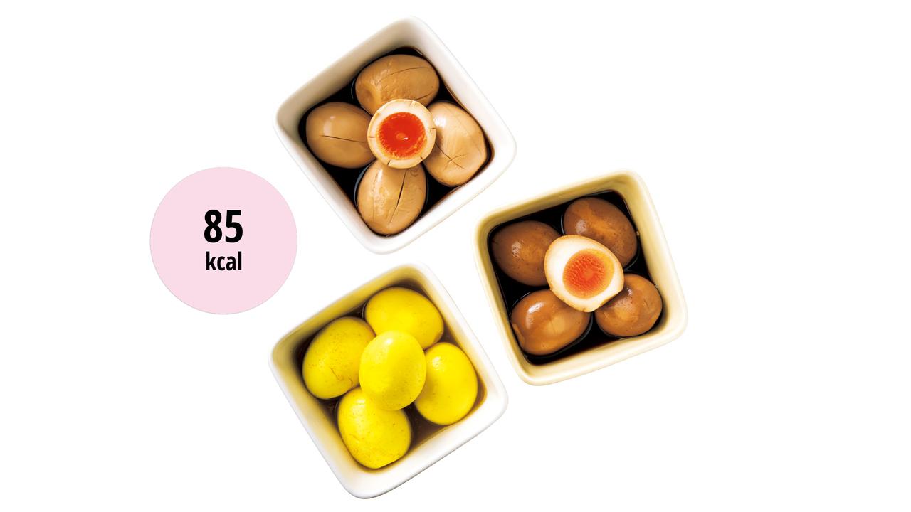 11. 作り置き味付け卵
