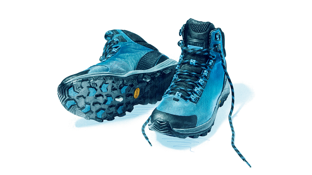 MERRELL《THERMO CROSS MID WATERPROOF》