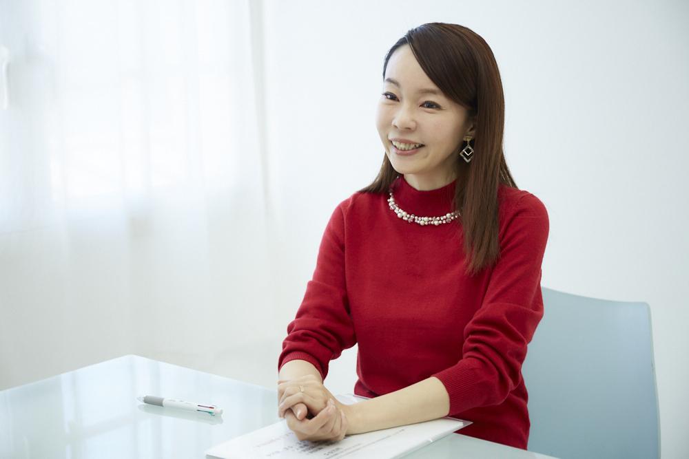 千葉真子さんの写真