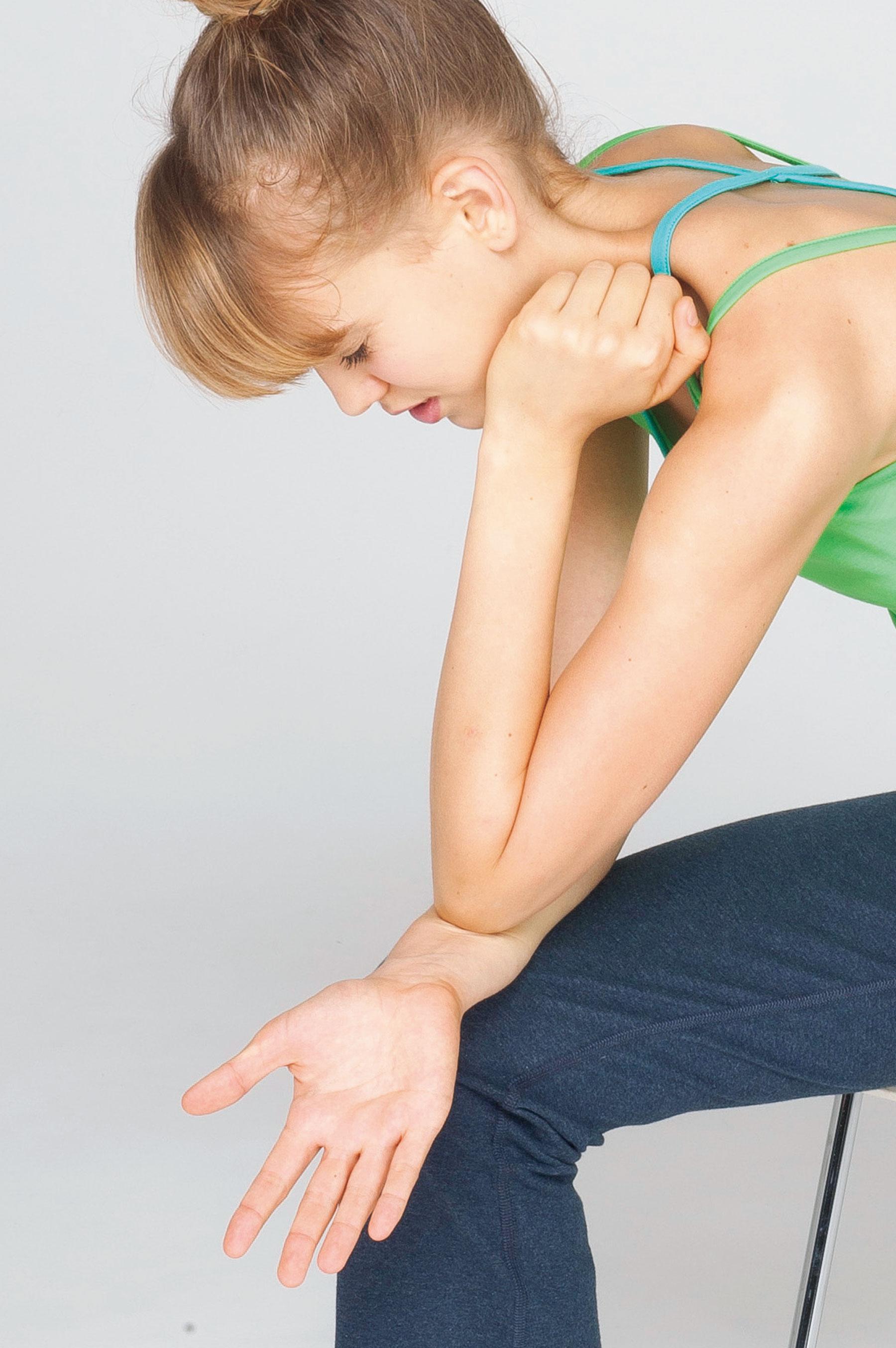 筋 膜 リリース 肩こり