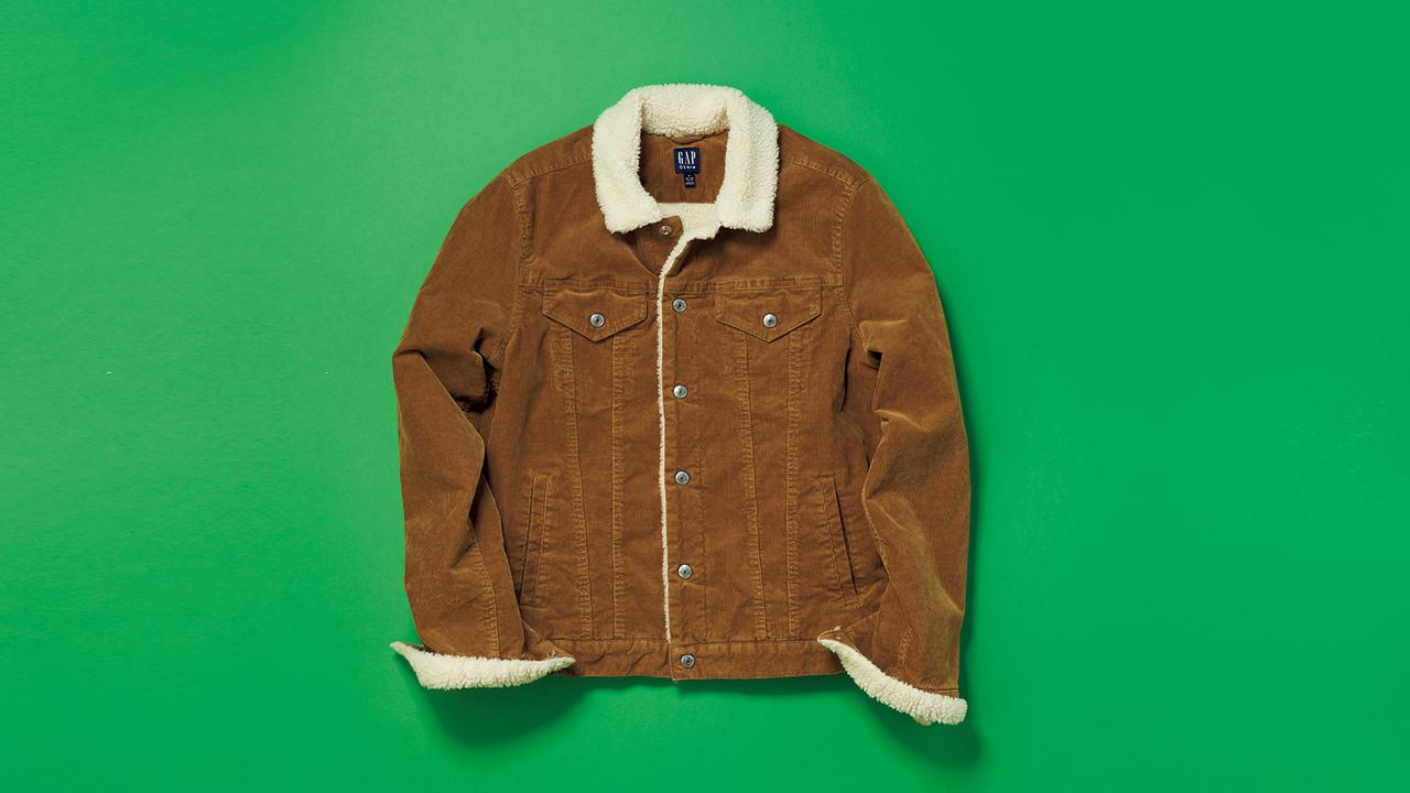 大人のためのボアジャケット