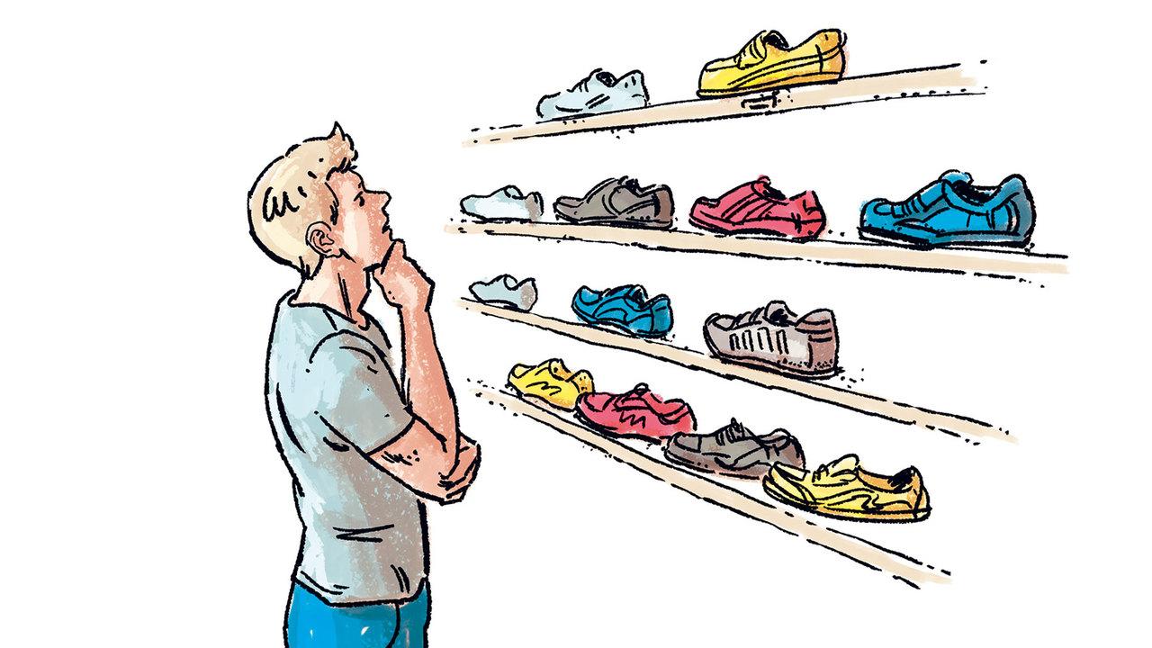 4. 初めの一歩は普通のスニーカーで問題なし