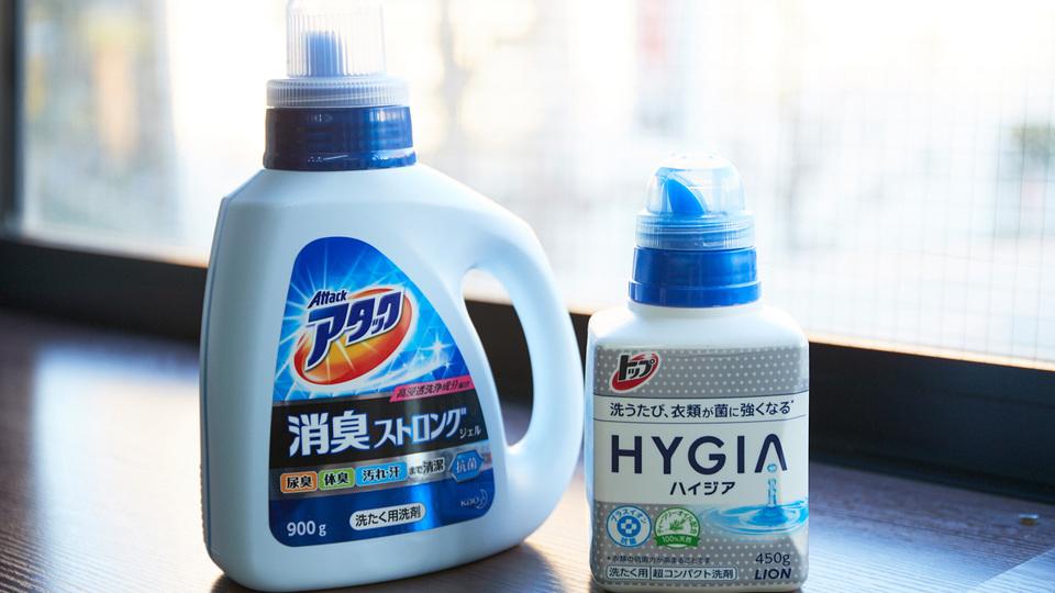 洗剤は殺菌効果、柔軟剤は香り重視で! プロが教えるシンプルで実践的な選び方