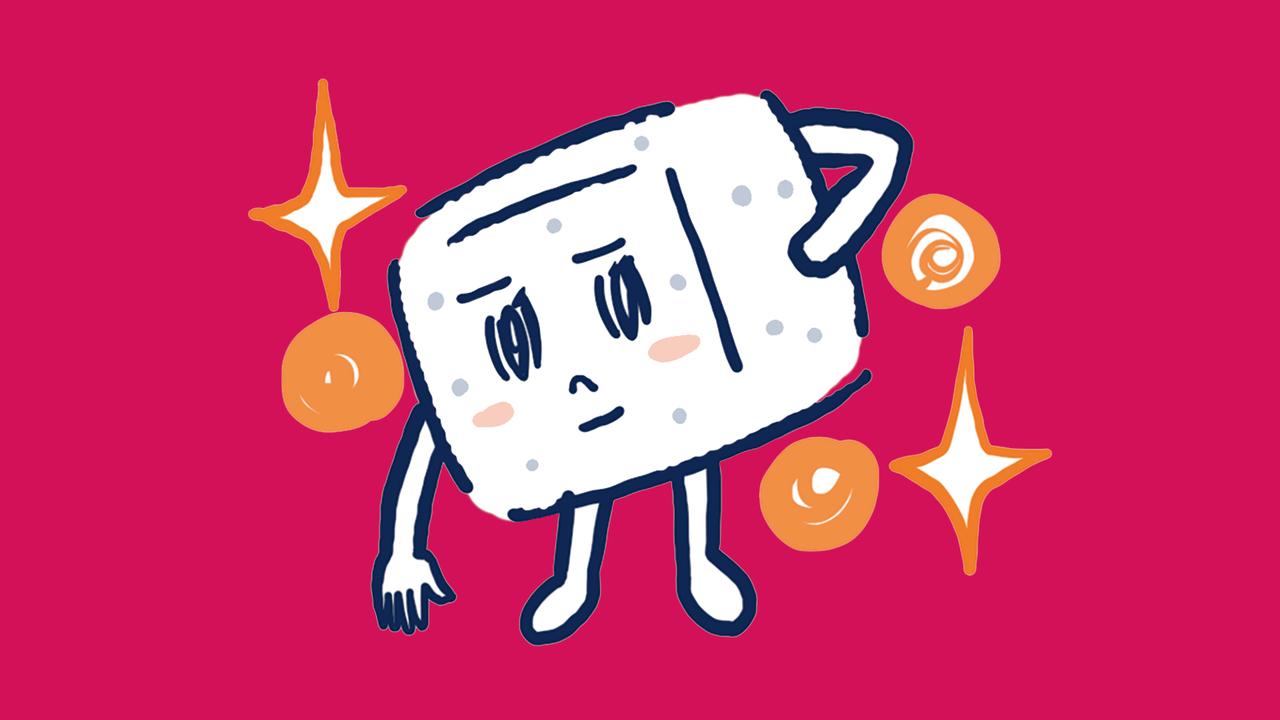 砂糖はお米より低GIです!