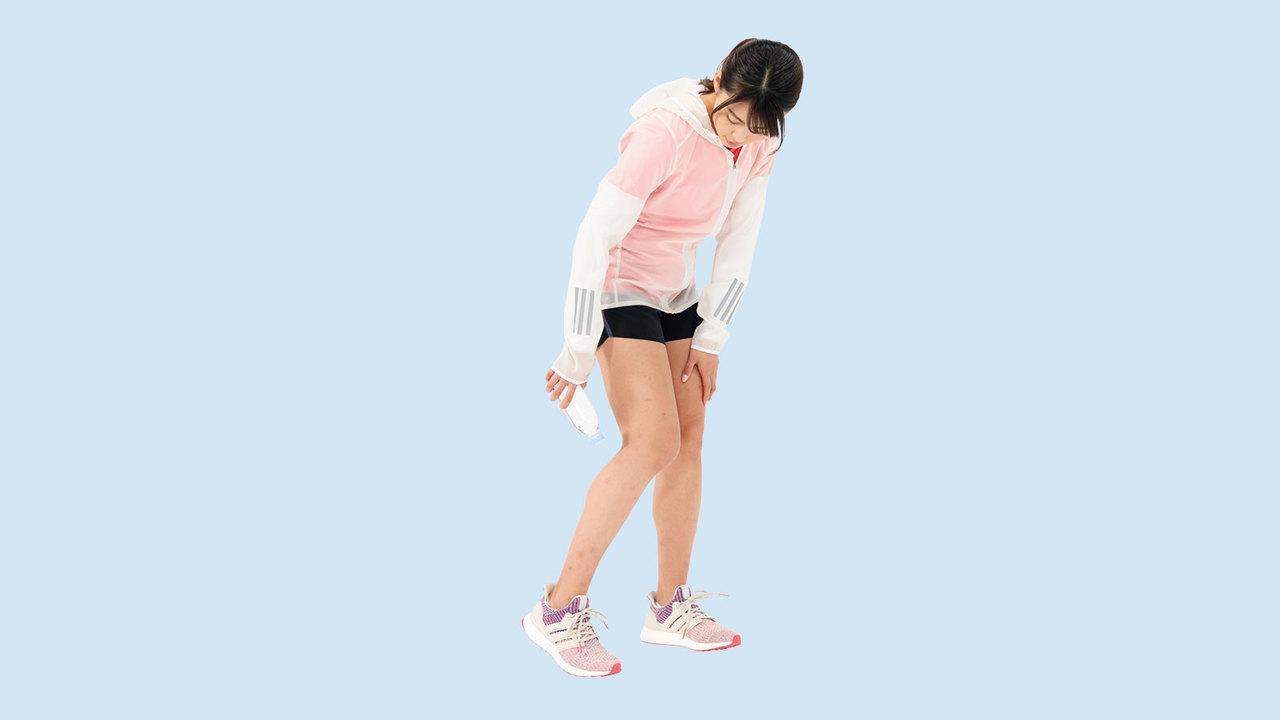 膝に痛みが出たら脚をシェイクする