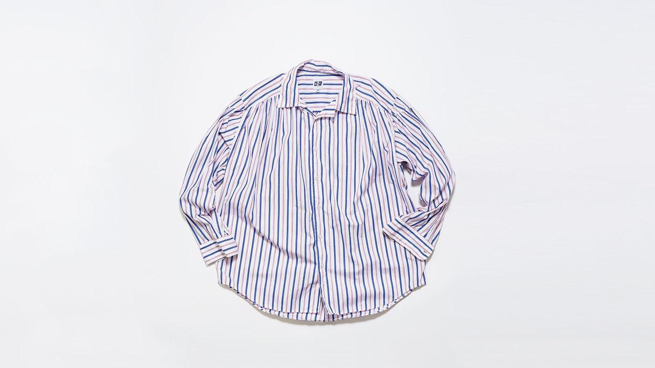 AïEのペインターシャツ