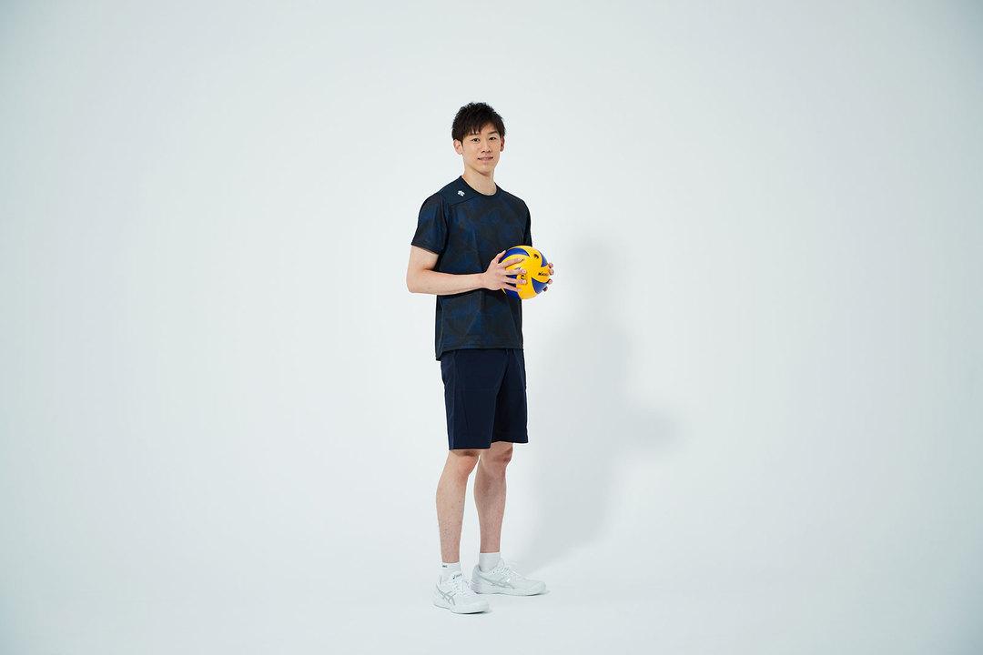 石川祐希選手